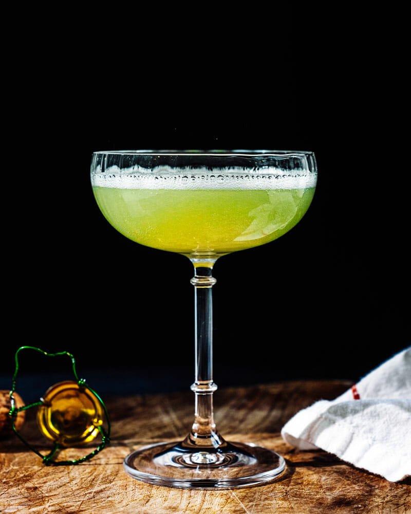 Absinth cocktail (Absento kokteilis)